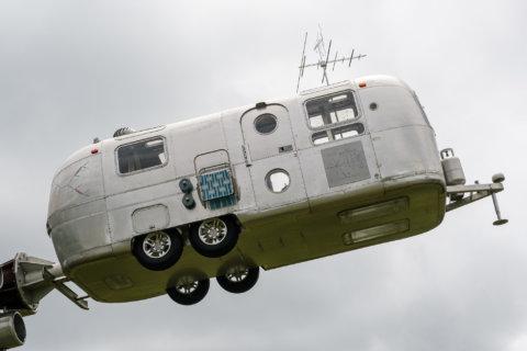 Rocket Science 3 (Airstream Interplanetary Explorer), 2011