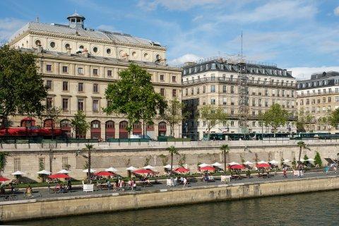 Parc Rives de Seine