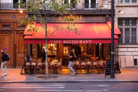 Lannexe Cafe