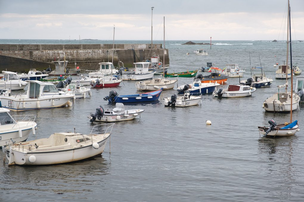Fisherman marina