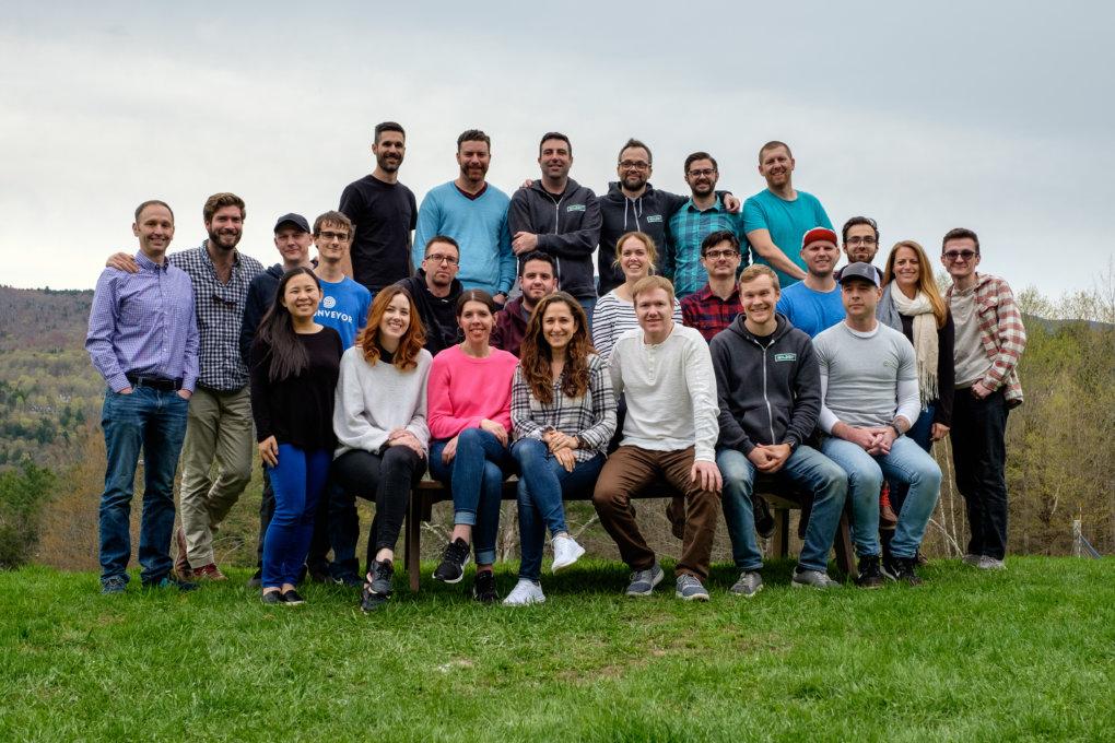 Wildbit team group photo